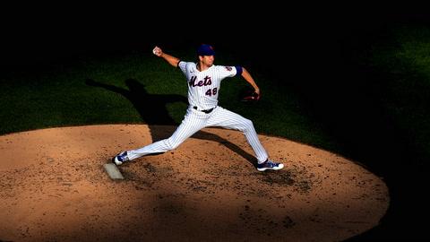 How many more starts can Mets' Jacob deGrom make this season? | Carton & Roberts