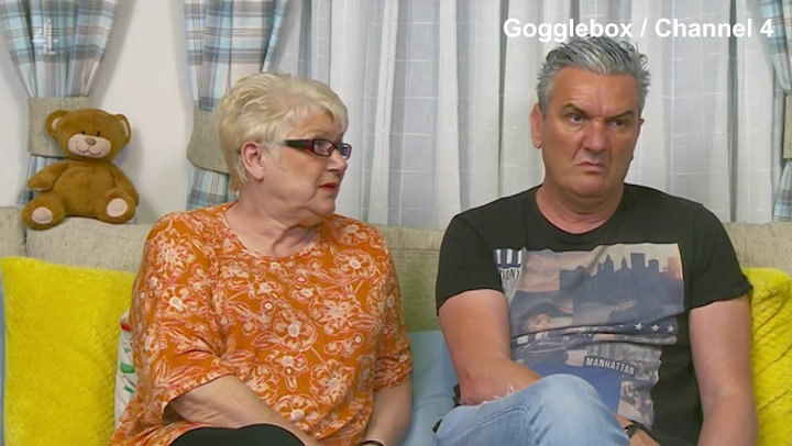 Gogglebox Lee in stitches as Jenny attempts to cook crispy chicken