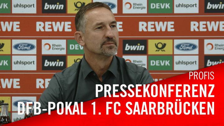PK vor Saarbrücken