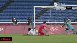 Corea del Sur está aplastando a Honduras y dejándola eliminada de los Juegos Olímpicos