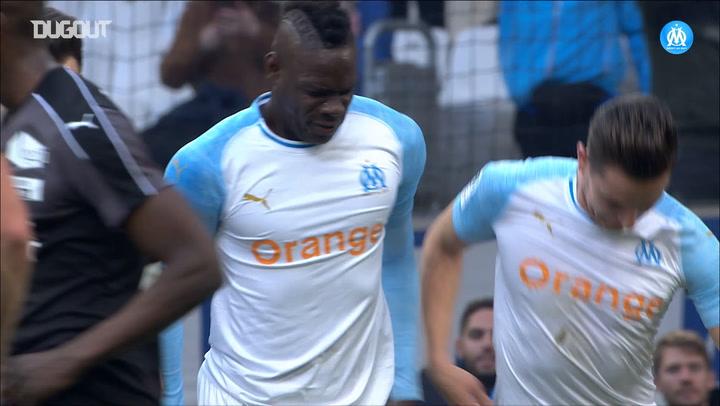Mario Balotelli's incredible move vs Amiens SC