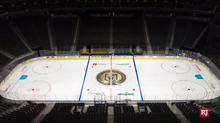 Ice Installed at T-Mobile Arena For Golden Knights Upcoming Season – Video