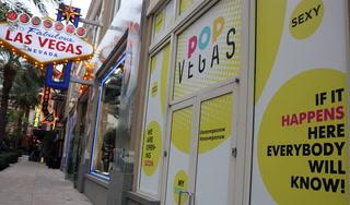 New Art Experience Pop Vegas Coming To Las Vegas Strip