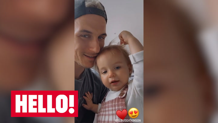 Strictly\'s Gorka Marquez reunites with baby Mia in heart-melting new video