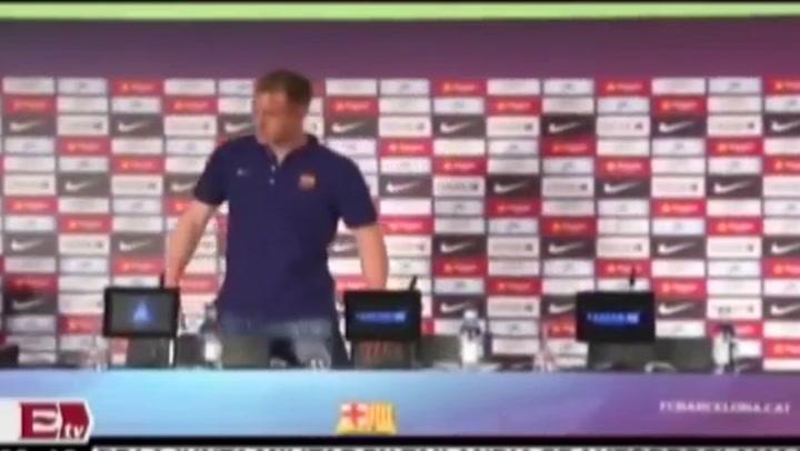 Ter Stegen fichó en 2014 por el FC Barcelona y renovó hace dos años hasta el 2022.