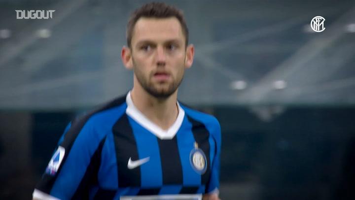 Stefan de Vrij's best Inter moments so far