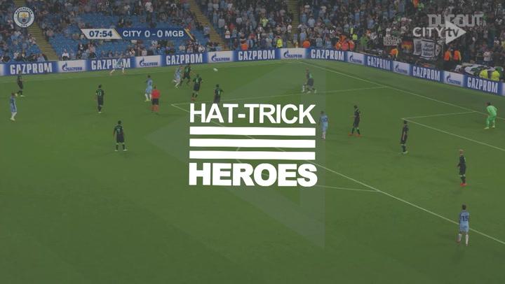 Hat-Trick Heroes: Sergio Agüero vs Borussia Mönchengladbach