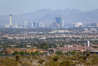 Report knocks Las Vegas for ozone, but local officials cite improvement