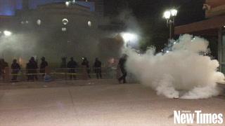 Phoenix Police Footage - Ground Floor
