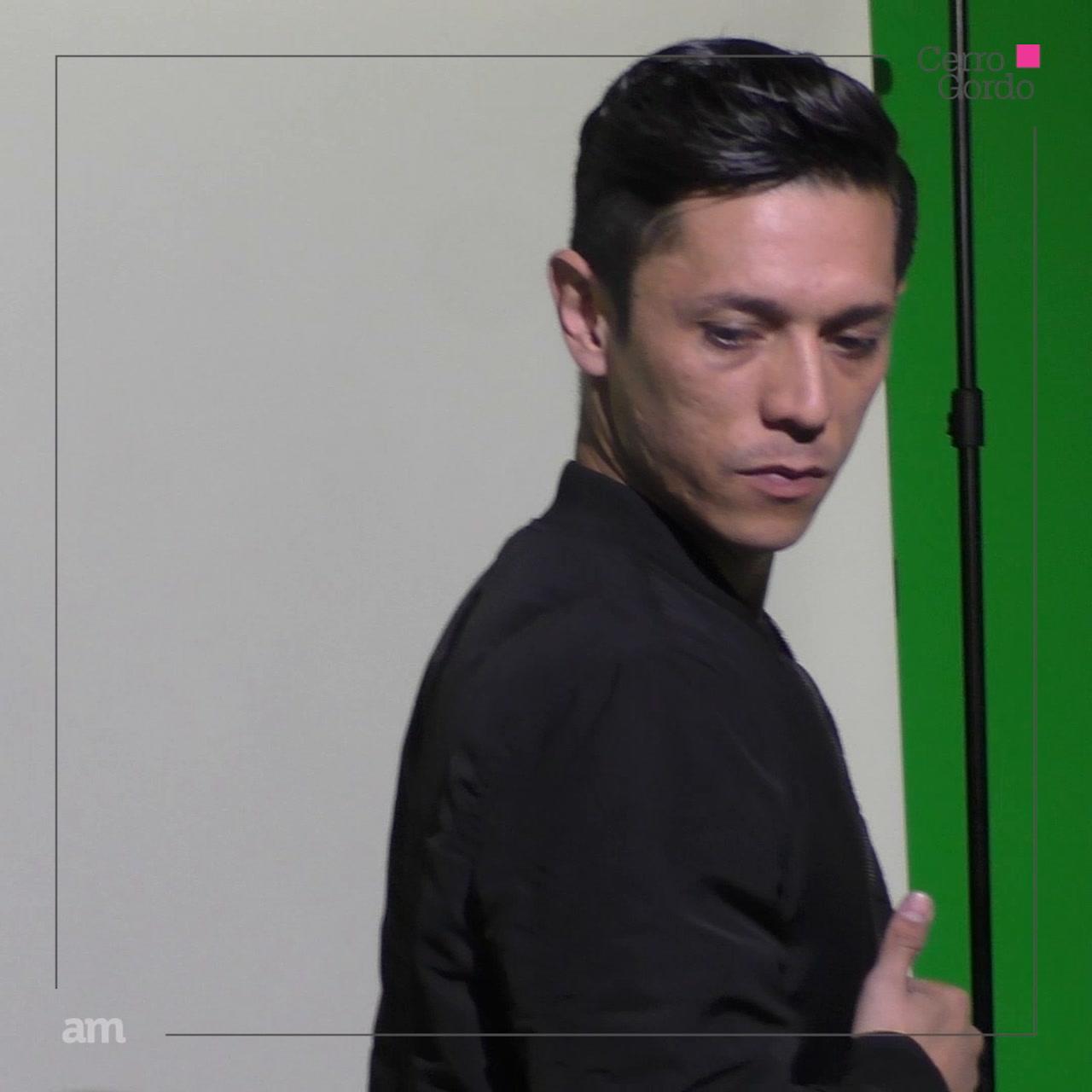 Lee Aguado pone ritmo a su vida