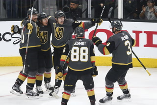 Golden Edge: Knights Shutout Sharks In First Game