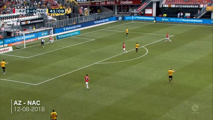 Los 5 mejores goles de Myron Boadu
