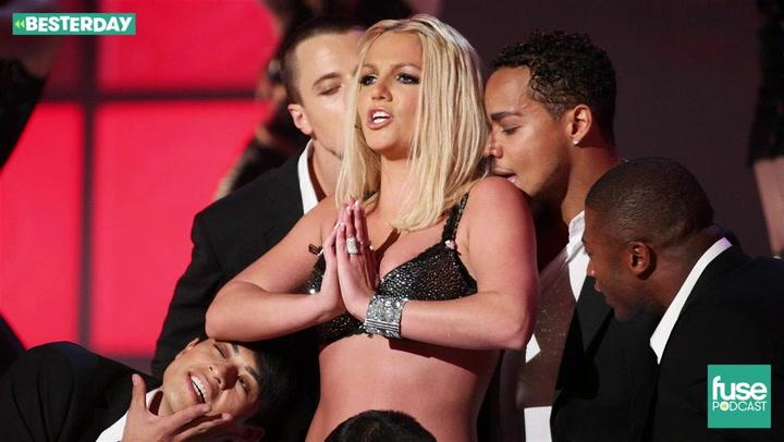 Britney Spears Blackout Turns 10, Celebrating Her Brilliant Album: Besterday Podcast