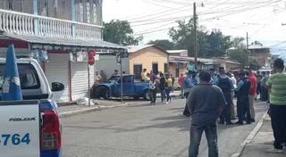 Una persona muerta tras accidente en colonia San Francisco de la capital