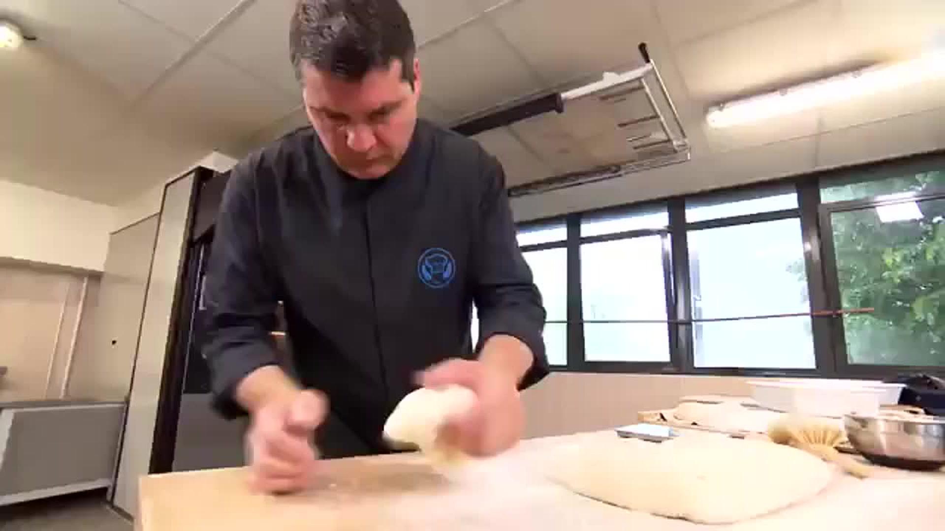 La meilleure boulangerie de France : Finale nationale : la pièce montée boulangère