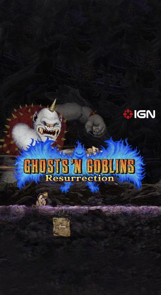 IGN - Ghost'n Goblins