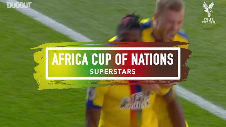 AFCON Superstars: Wilfried Zaha