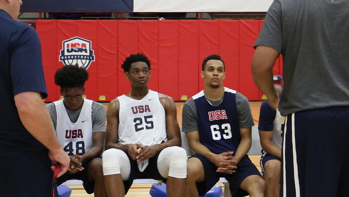 Austin Wiley is Building on an Olympian's Legacy