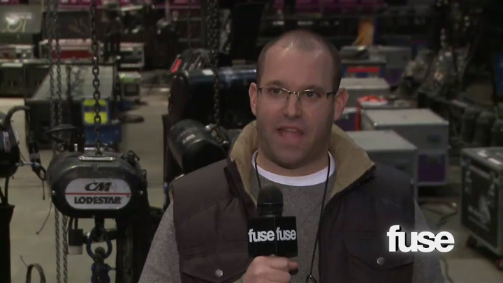 Fuse Presents: Z100's Jingle Ball: Behind The Scenes