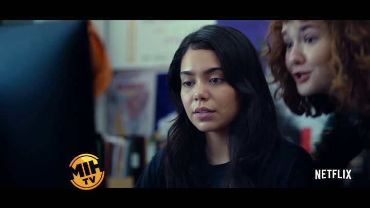 Auli'i Cravalho and her co-stars discuss 'All Together Now'