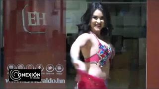 Aprenda los mejores pasos de la danza del vientre con Ónice Flores