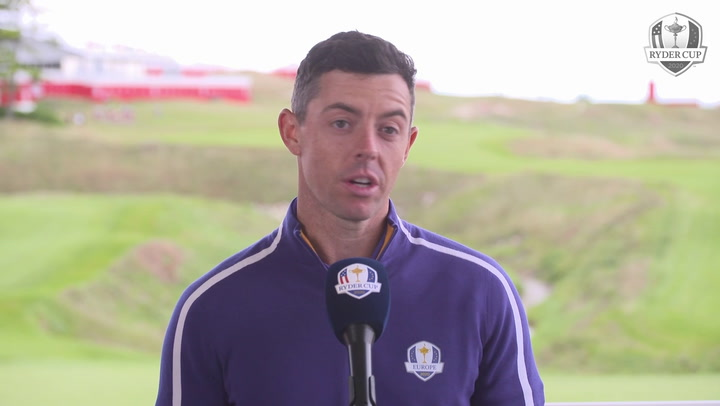 Ryder Cup: Rory McIlroy excited to play in 'intense' atmosphere