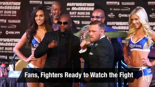 Covering the Cage: Mayweather-McGregor Press Conference Recap