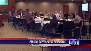 Downtown parking development proposals heard by Fargo City Commission