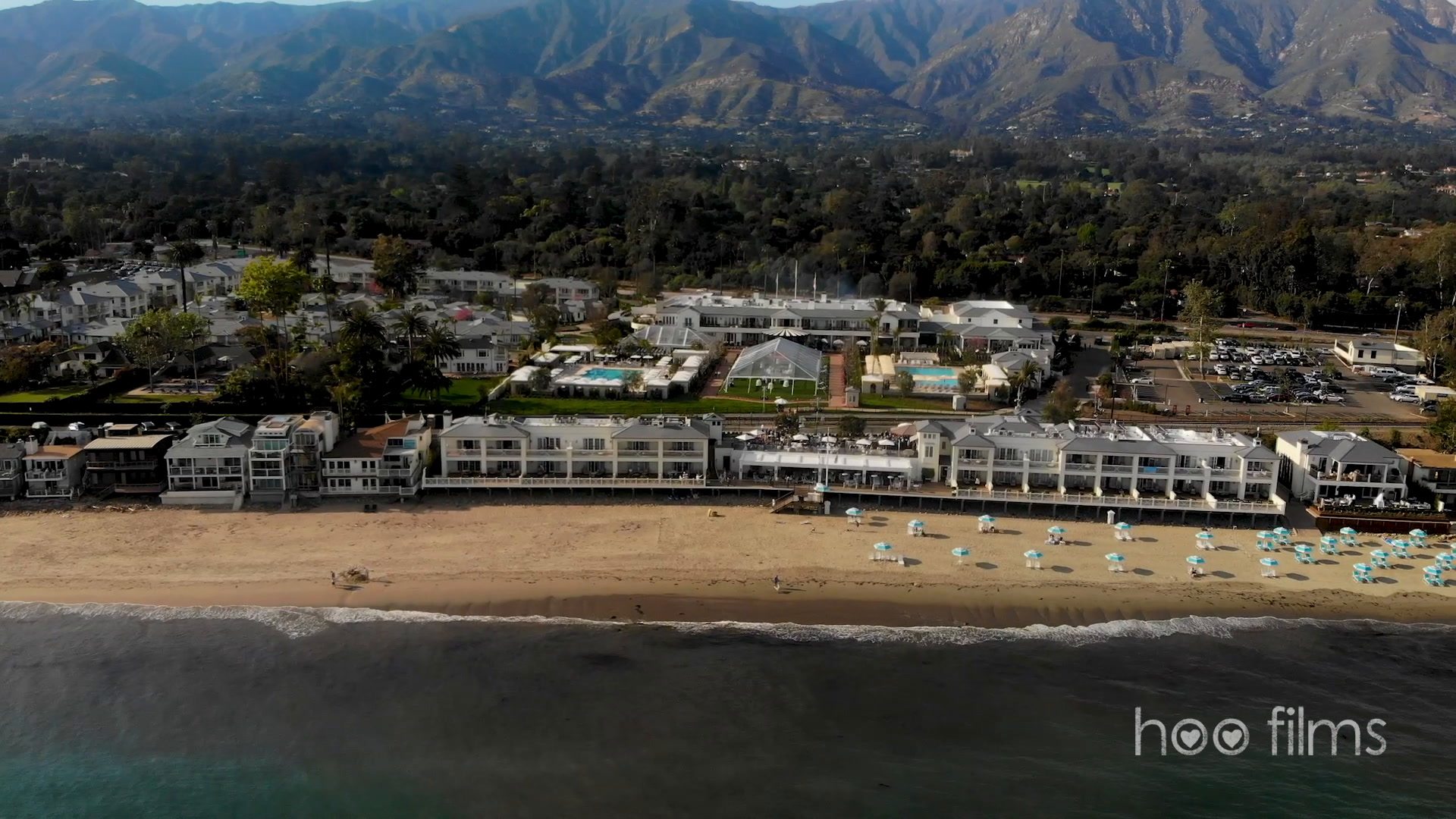 Tracey + Trevor | Santa Barbara, California | Rosewood Miramar