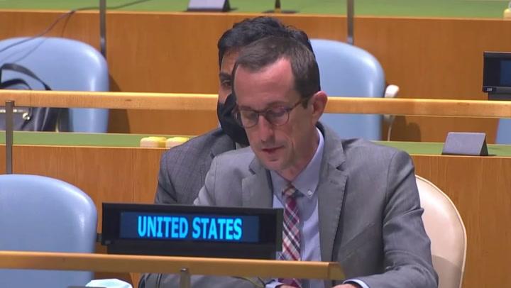 US votes against UN resolution to drop economic embargo against Cuba