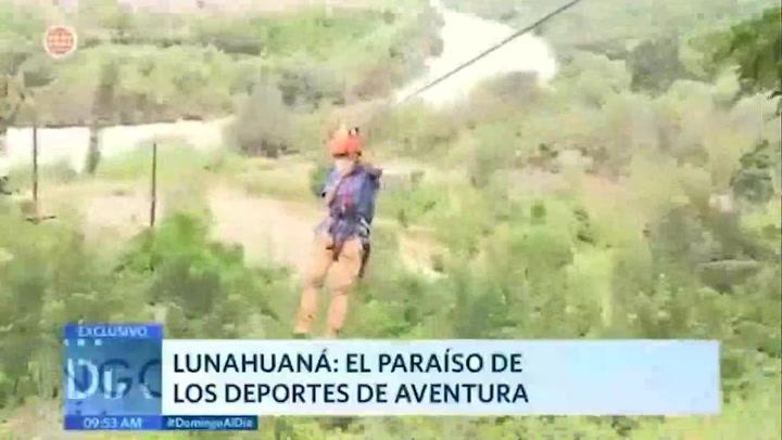 Lunahuaná: el increíble paraíso de los deportes de aventura