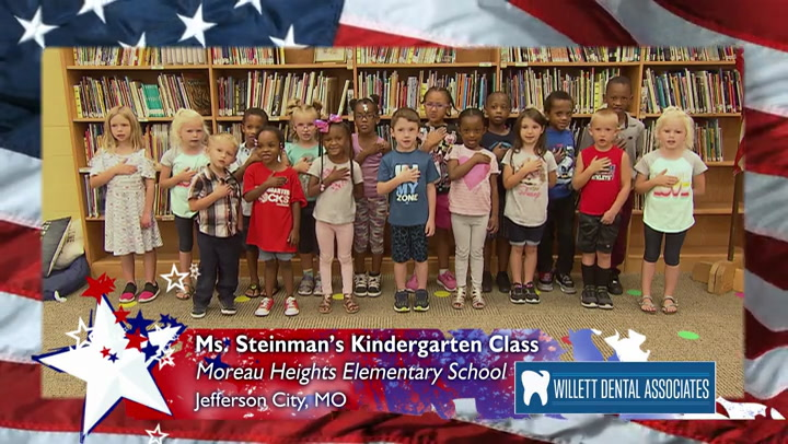 Moreau Heights - Ms. Steinmann - Kindergarten
