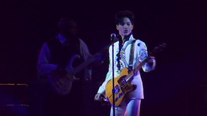 Prince: Kiss the Rain
