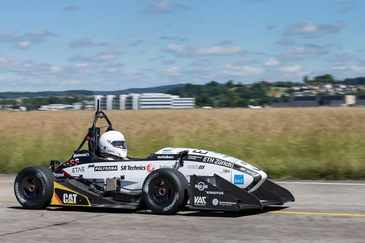 The worlds fastest electric car - Swiss Students Create World 8217 S Fastest Car World Fastest Electric Car Amz Academic Motorsports