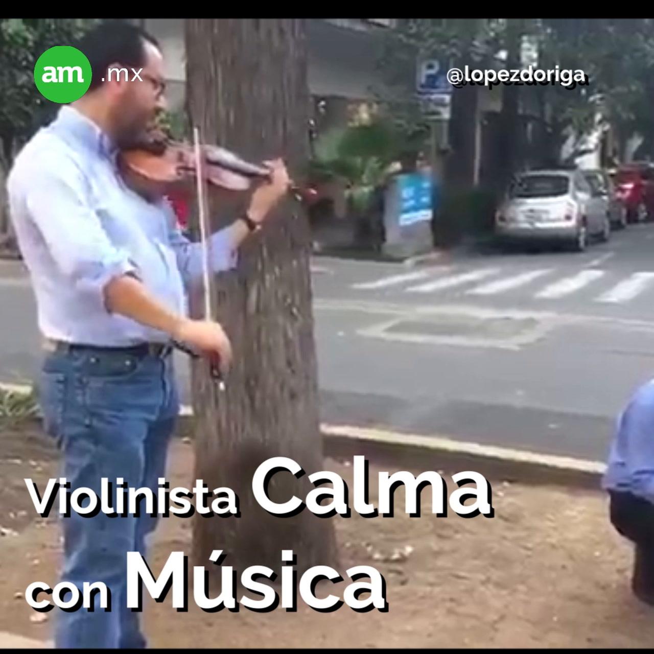 Mantiene la calma con música