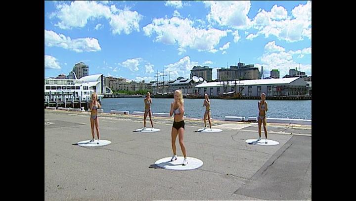 Wendi - Wharf 8 - Kickboxing