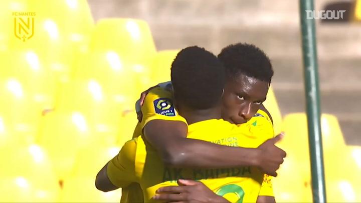 Kolo Muani's great goal vs Metz