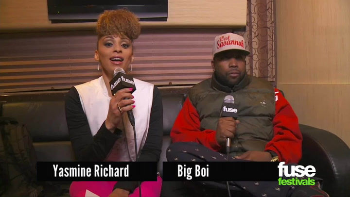 Festivals:Beale Street 2013: Big Boi on Chris Kelly, Collabs & OutKast in the Rock Hall of Fame
