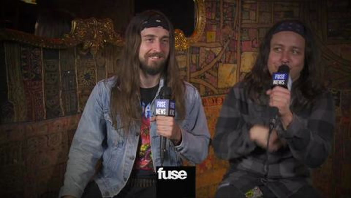 Interviews: Virginia Thrash Metal Band Municipal Waste Won't Hesitate to Give You a Wedgie