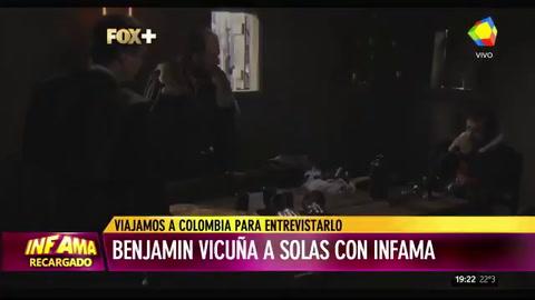 Benjamín Vicuña reveló cuándo se va a casar con La China Suárez