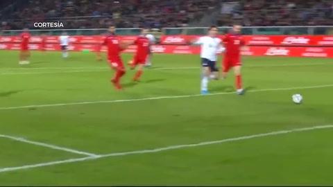 Italia 9-1 A Armenia (Euro 2020)
