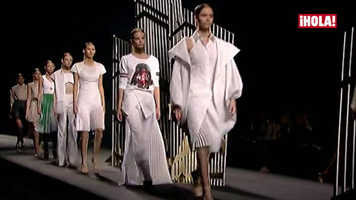 Fashion Week Madrid primavera-verano 2016: Alvarno