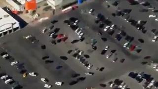 Tiroteo deja tres muertos en un supermercado en centro de EEUU