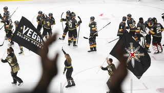 Golden Knights have a historic season