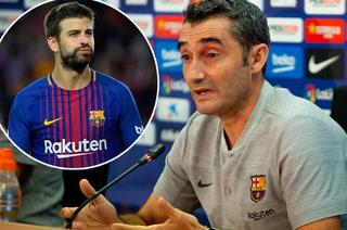 Valverde: ''Lo único que odio de Piqué es que ha tenido una idea genial''