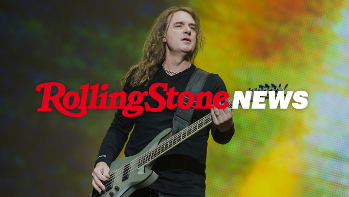 Megadeth 'Officially Parting Ways' With David Ellefson   RS News 5/25/21
