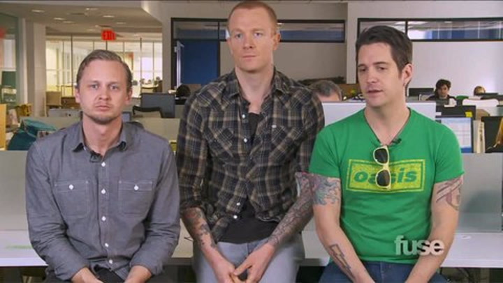 Interviews:Eve 6 On Growing Up and Comming Back