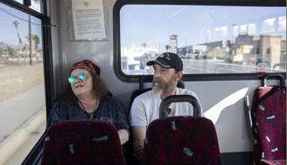 Laughlin bus service accommodates after lone grocery store closes