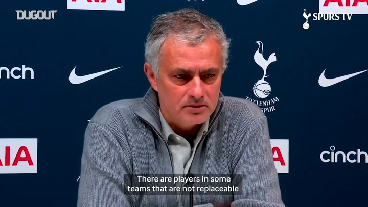 Mourinho: 'We have attacking options'