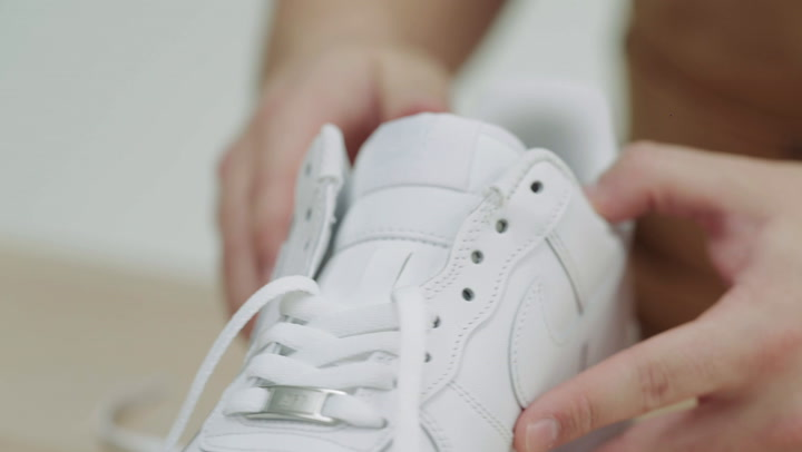 How to Lace Your Shoes: A Step-By-Step